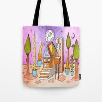 Dream House 1 Tote Bag