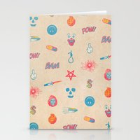 HURTFUL  Stationery Cards