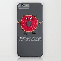 Danger Donut iPhone 6 Slim Case