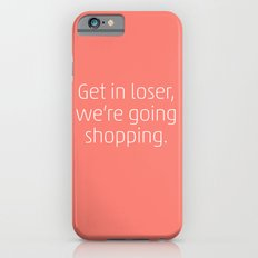 Mean Girls #6 – Shopping Slim Case iPhone 6s