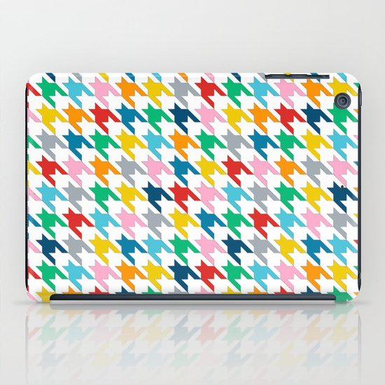 Puppytooth iPad Case