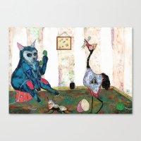 Special Room IX Canvas Print