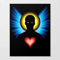 Love of the Loveless Canvas Print