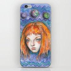 Leeloo, the Supreme Being iPhone & iPod Skin