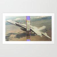 Planes #11 Art Print