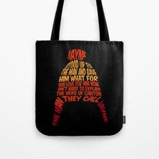 Jayne Hat Tote Bag