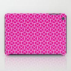 Pink Trefoil iPad Case