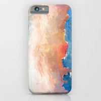 iPhone & iPod Case featuring Sunset Impressionist  by Gioele Fusaro