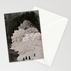 MYSTERIOUS MOUNTAIN II Stationery Cards