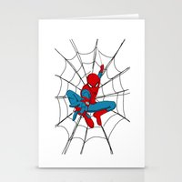 The Amazing Spiderman! Stationery Cards