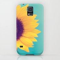 Sunflower Galaxy S5 Slim Case