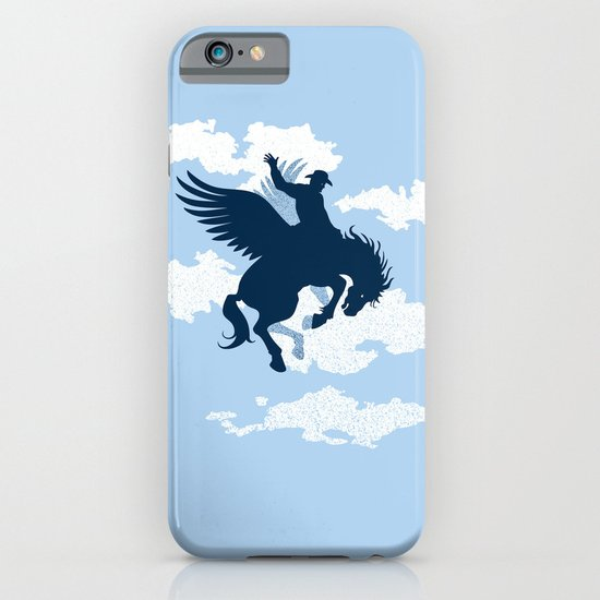 Sky Rodeo iPhone & iPod Case