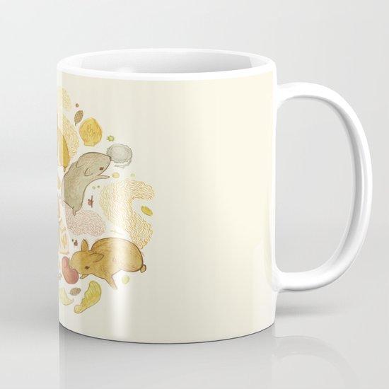 Things Squirrels Probably Shouldn't Be Eating Mug