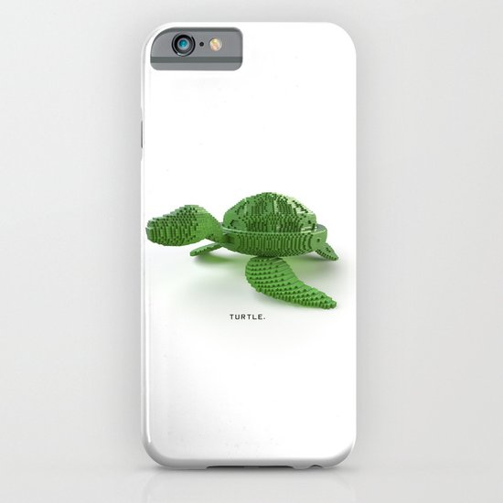 turtle. iPhone & iPod Case