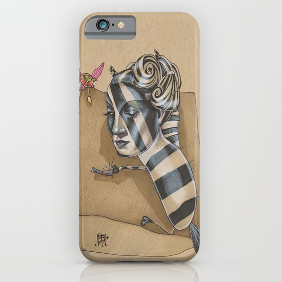 ZEBRA MAMA  iPhone & iPod Case