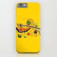 Kill Fruit iPhone 6 Slim Case