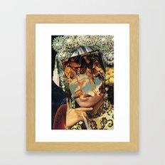 titicaca Framed Art Print