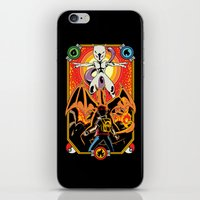 Epic Pocket Monster iPhone & iPod Skin