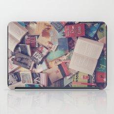 Book mania! (2) iPad Case