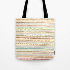 Pencil Doodles Tote Bag