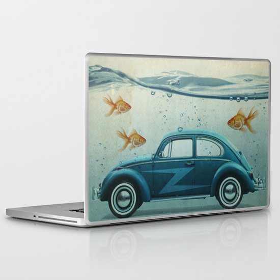 LOST AND FOUND Laptop & iPad Skin