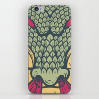 The Cult Of Shenron iPhone & iPod Skin