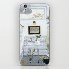 In The Bathroom iPhone & iPod Skin