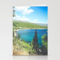 Lake Tahoe 1 Stationery Cards