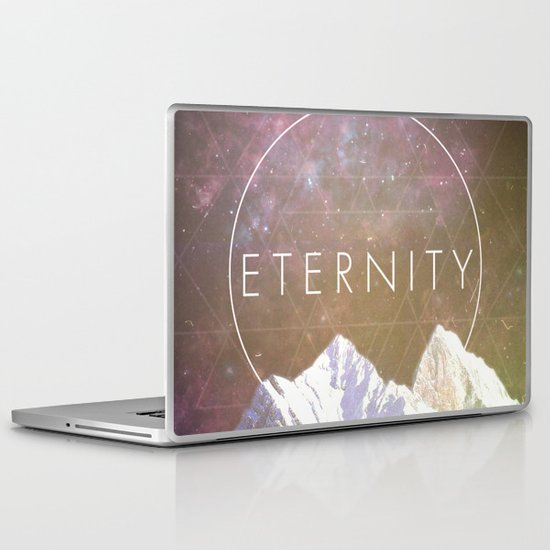 Eternity Laptop & iPad Skin