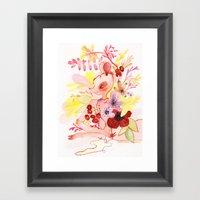 Study Of Dancer 1 Framed Art Print