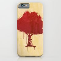 iPhone & iPod Case featuring s tree t by ErDavid