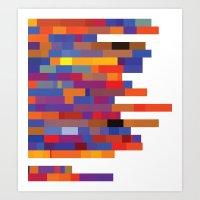 Amazin' (86 Mets) Art Print
