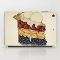 American Pie iPad Case
