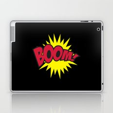 Boom! Laptop & iPad Skin