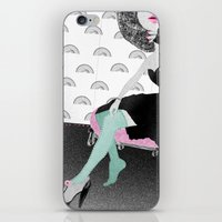 If the shoe fits... buy it in every colour II iPhone & iPod Skin