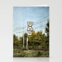 100 100 90 Stationery Cards
