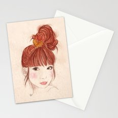 Tokyo Girl Stationery Cards
