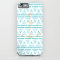 iPhone & iPod Case featuring anchors by Taylor St. Claire