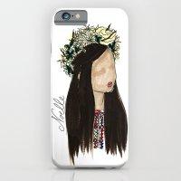 Crown of Roses iPhone 6 Slim Case