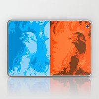 Fire and Ice Laptop & iPad Skin