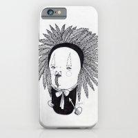 iPhone & iPod Case featuring Apache Senior by Topiz