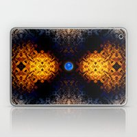 Earth And Fire Laptop & iPad Skin
