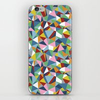 Abstraction Repeat iPhone & iPod Skin