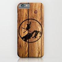 Skiing iPhone 6 Slim Case