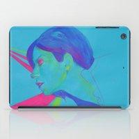 Bubblegum B iPad Case