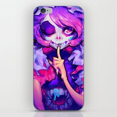 Wraith iPhone & iPod Skin
