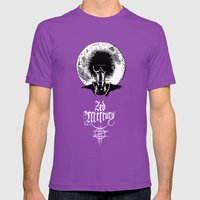Zed Mercury: Psychopomp … Mens Fitted Tee Ultraviolet SMALL
