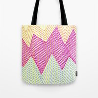 SummerJazz Tote Bag
