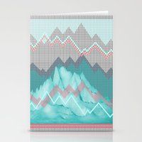 FLAT RELIEF Stationery Cards