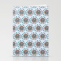 Minta's Floral Stationery Cards